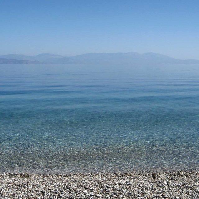 Paralia Akratas (Krathio) - Corinthian Gulf - October 2012