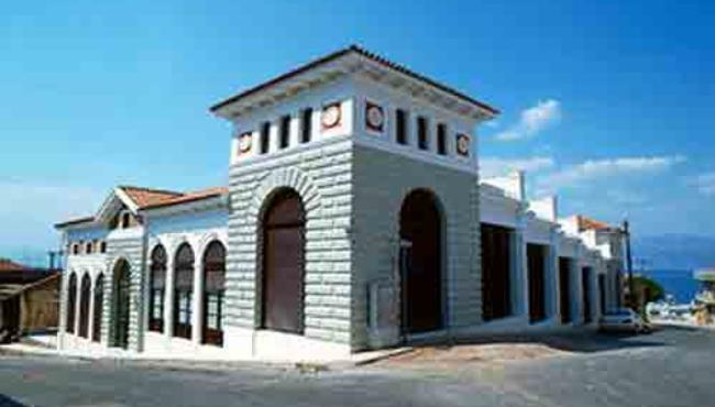 Aigeira - Activities - Sightseeing - Aigio Archeological Museum