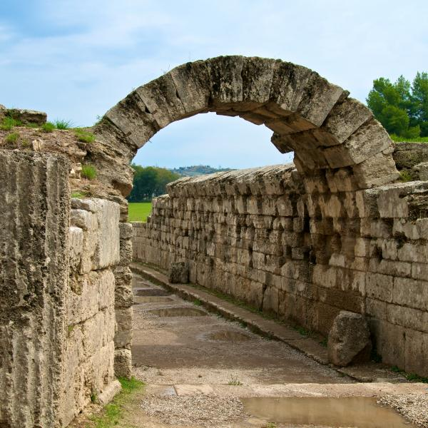 Aigeira - Activities - Sightseeing - Ancient Olympia