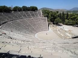 Aigeira - Activities - Sightseeing - Epidavros Ancient Theater