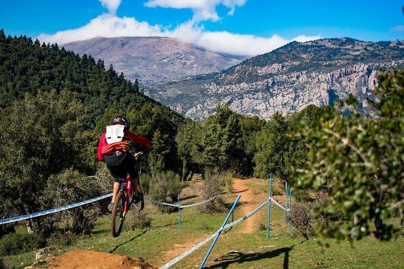 Aigeira - Activities - Cycling - Kalavrita DH Track