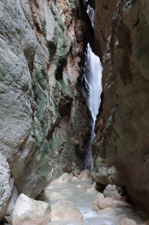 Peristerionas Gorge Akrata Krathis River